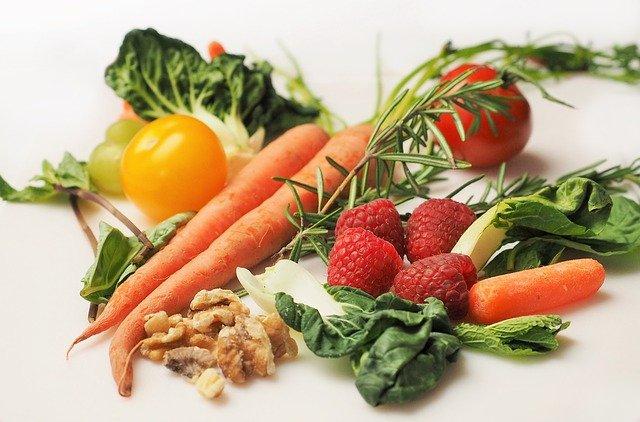 vegetables, fruits, food. Crédito: pixabay/dbreen