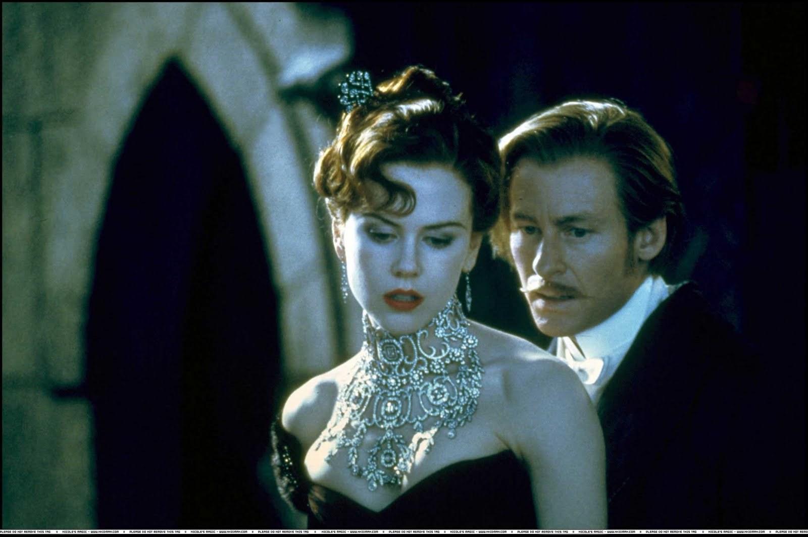 O colar usado por Nicole Kidman em
