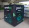 Green Box, o contêiner inteligente da GreenVix que está sendo instalado em diferentes pontos da Grande Vitória, possui um volumômetro que mede a quantidade de vidro depositada. Crédito: Divulgação/ Marca Ambiental