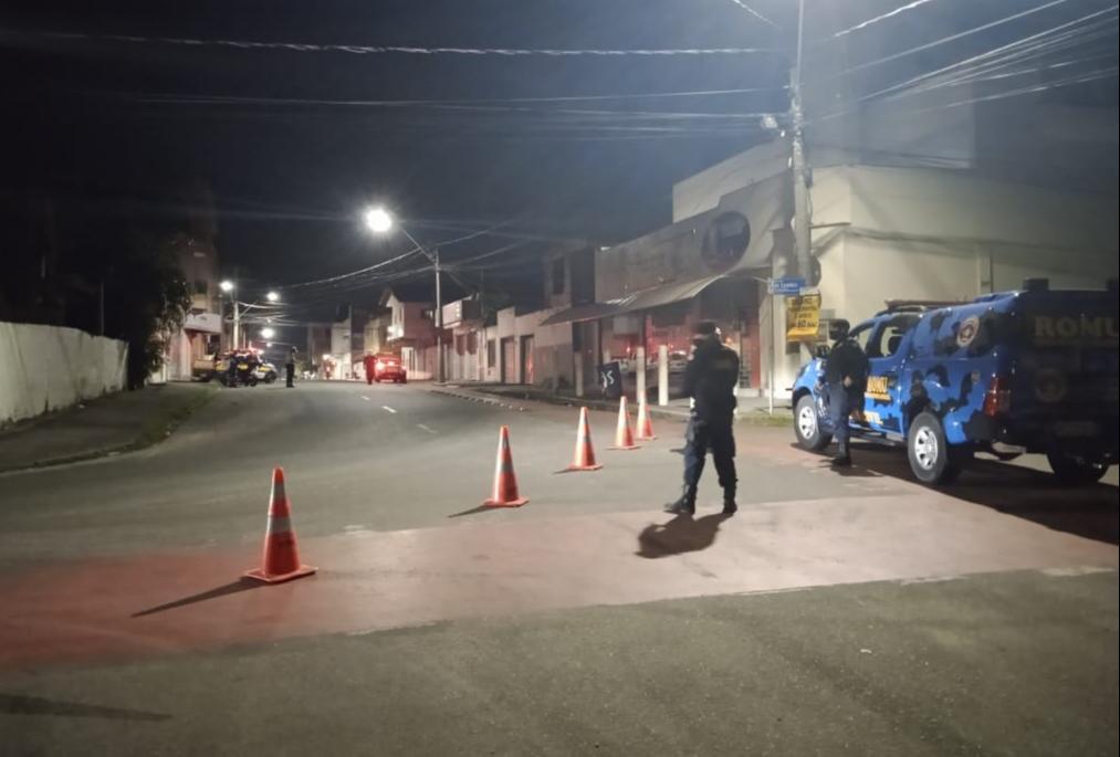 Condutores de motos barulhentas são autuados em Linhares. Crédito: Divulgação