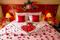 decoração romântica. Crédito: google