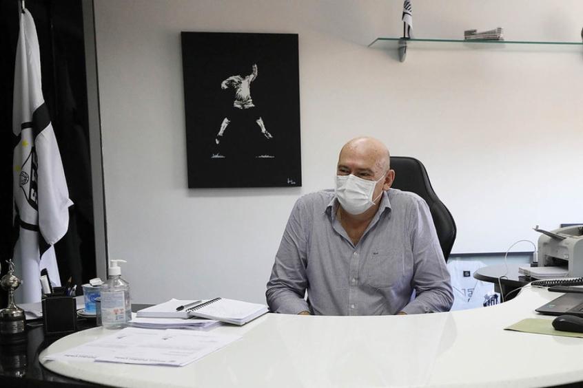 Crédito: Pedro Ernesto Guerra Azevedo/Santos FC