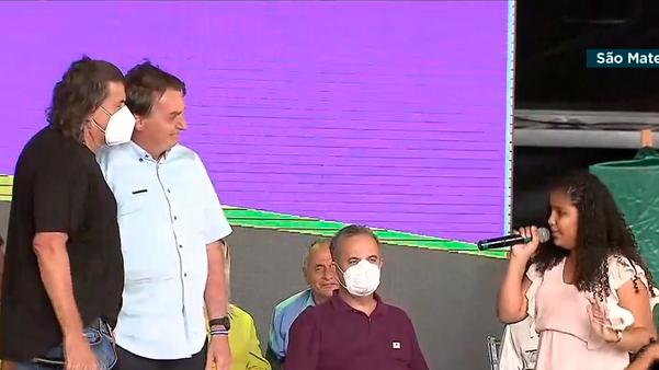 Em São Mateus, Bolsonaro participa de cerimônia de entrega de casas  populares   A Gazeta