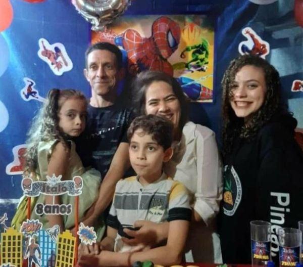 Homem mata esposa, três filhos e tira a própria vida no ES   A Gazeta