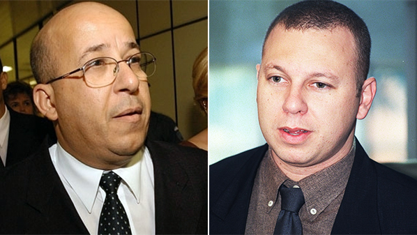 Juiz Leopoldo e Juiz Alexandre Martins