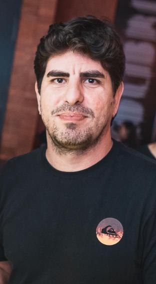 Rodrigo Pegoretti, diretor de Criação da Fire