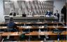 Comissão Parlamentar de Inquérito da Pandemia (CPIPANDEMIA) realiza audiência pública interativa para ouvir o depoimento de especialistas convidados a respeito de aspectos técnicos da Covid-19.