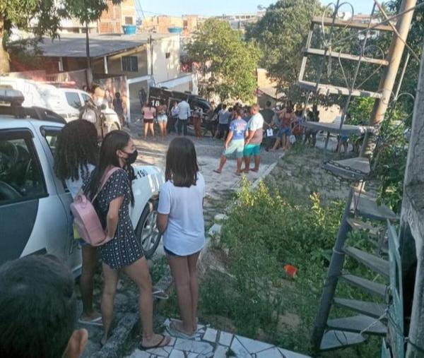 Homem mata a esposa e depois tira a própria vida em São Mateus . Crédito: Leitor / A Gazeta