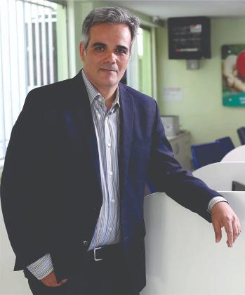Ricardo Dupin, diretor de Medicina Laboratorial da Alliar e diretor regional de Operações MG/ES