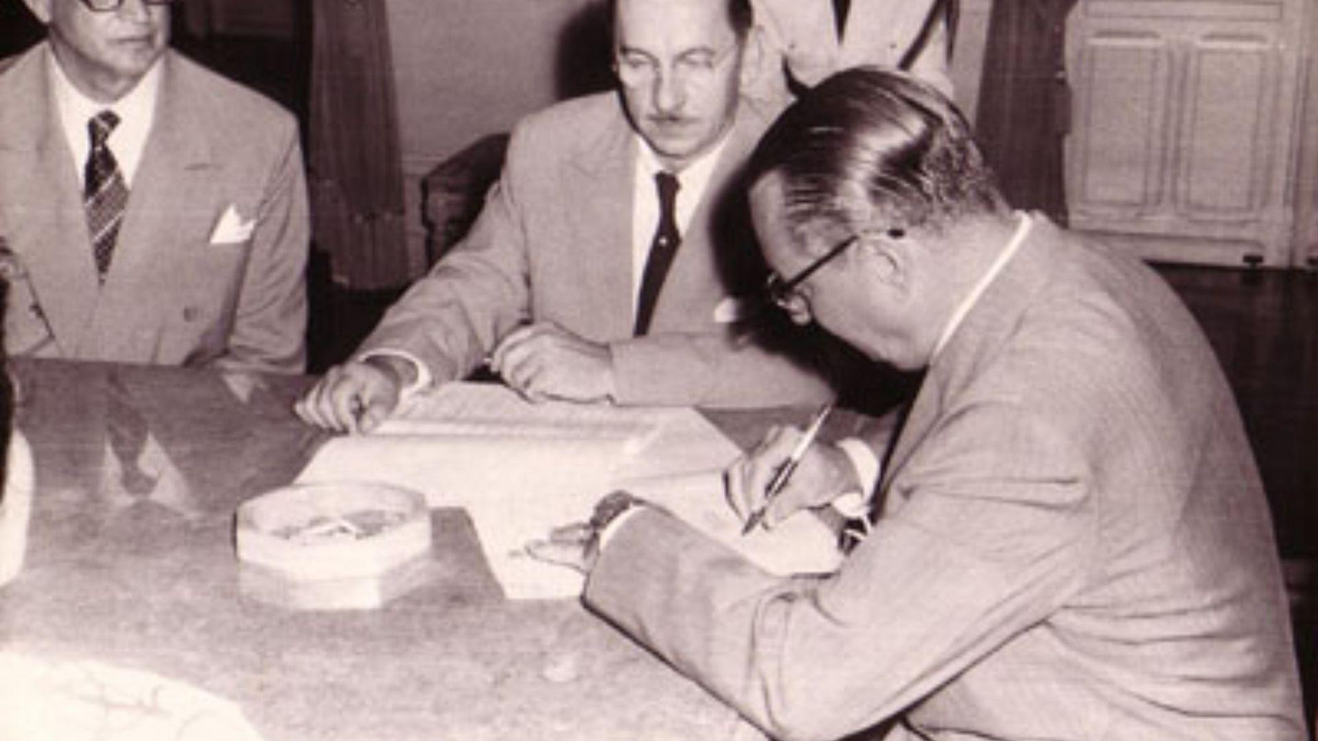 Governo de Jones dos Santos Neves: eleinstituiu o planejamento como um instrumento de poder para impor um sentido ao seu governo e ao desenvolvimento do Espírito Santo