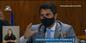 Senador Marcos do Val (Podemos) durante sessão da CPI da Covid desta quarta-feira (30)
