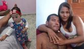 Stephany, Gilberto e Claudiana morreram no acidente na ES 130, em Pinheiros