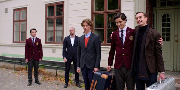 Série sueca