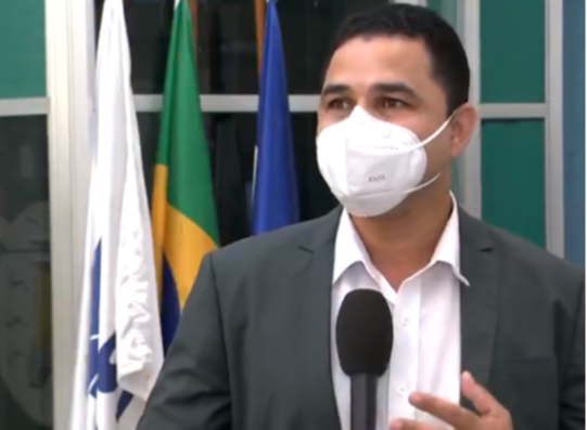 Orlei Cardoso é gerente de vigilância em saúde do Espírito Santo