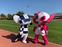 Em Tóquio 2020, Miraitowa e Someity foram os escolhidos como mascotes dos jogos Olímpicos e Paralímpicos