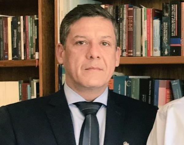 Alexandre Farina, diretor do Fórum da Serra, que teria ajudado a embasar a decisão favorável ao empresário e intermediado a negociação com o juiz Carlos Alexandre Gutmann