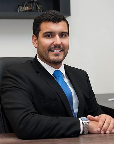Marcus Vicente, advogado da empresa de Eudes Cecato