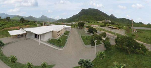 Unidade industrial da Policlass em Redenção, no Ceará: grupo construirá fábrica no ES. Crédito: Policlass/Reprodução
