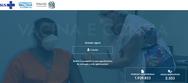 Plataforma Vacina e Confia, do Governo do Estado.