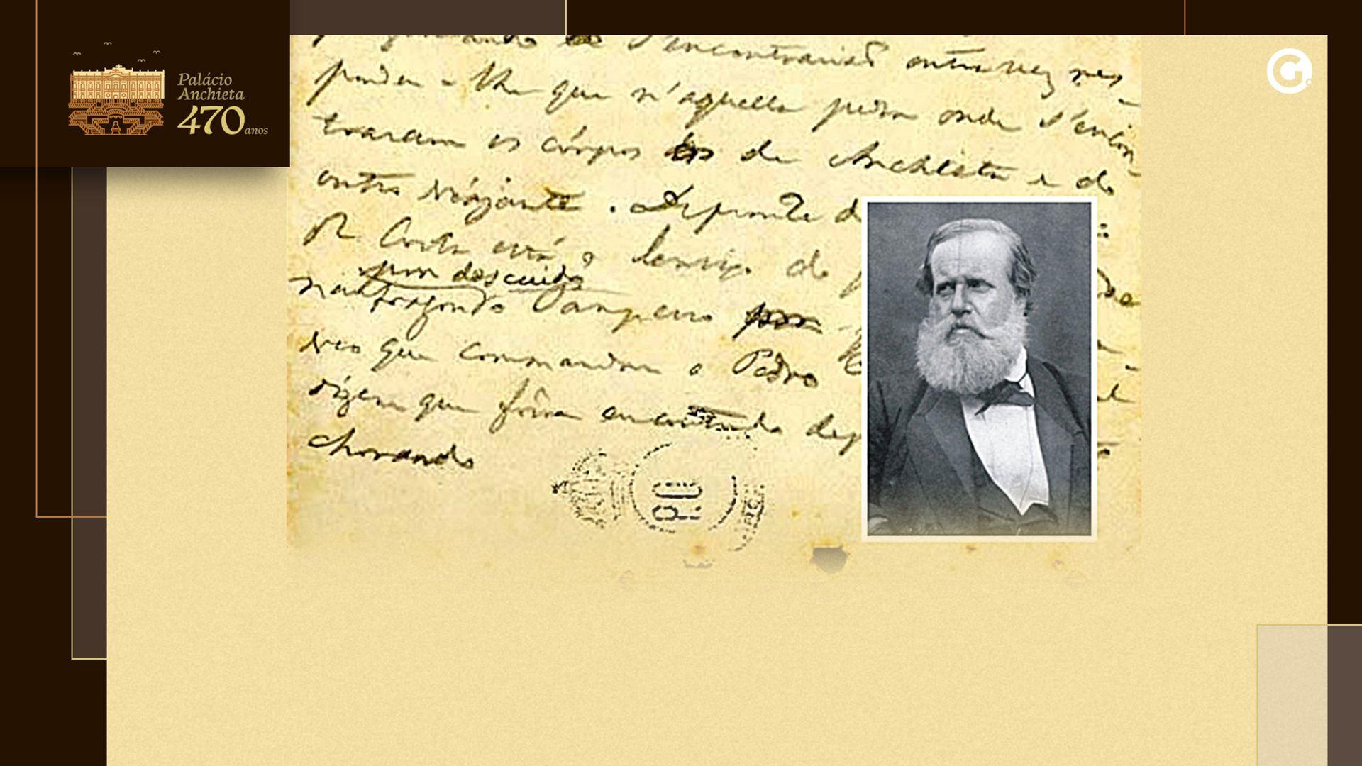 Em diário, Dom Pedro II narrou os 15 dias que ficou no Espírito Santo