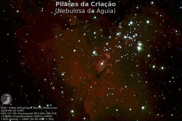 A Ufes vai inaugurar o primeiro telescópio de observação astronômica público do Brasil nesta quinta-feira (22)