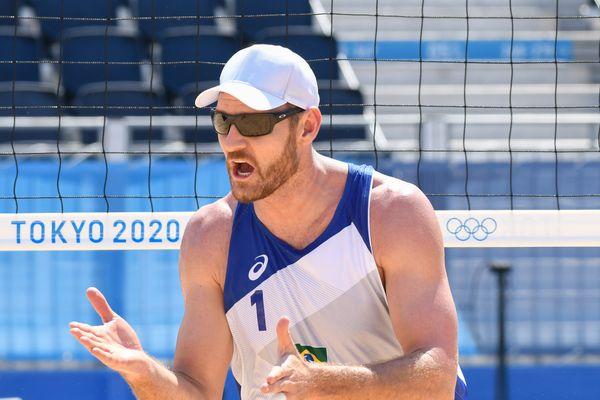 Confira imagens dos atletas em ação na Olimpíada de Tóquio p2i7wpfb