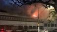 Incêndio atinge depósito da Cinemateca Brasileira em São Paulo