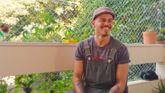 Chef Gustavo Colombeck é capixaba e especialista em culinária canábica