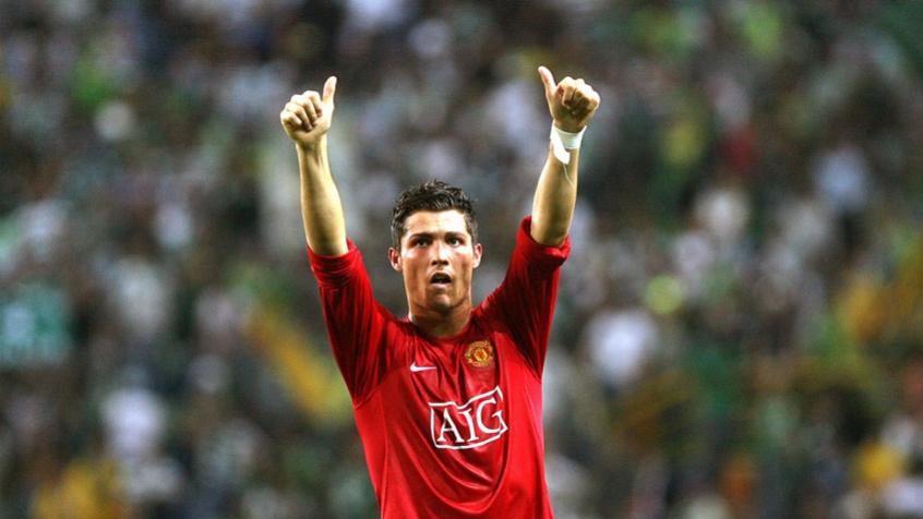 Cristiano Ronaldo voltará a vestir a camisa do Manchester United após 12 anos. Crédito: AFP
