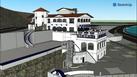 Projeto do Saldanha da Gama, que será a Casa do Turismo Capixaba
