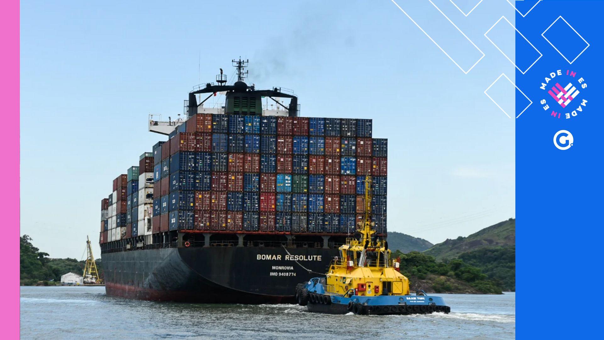 Espírito Santo tem economia bastante voltada para a exportação