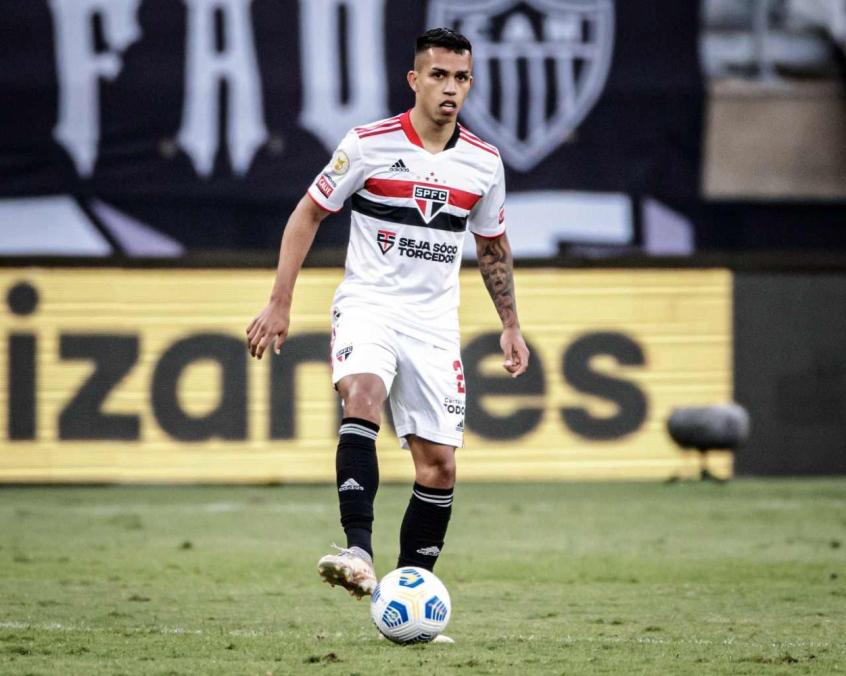 Crédito: Rubens Chiri/São Paulo FC