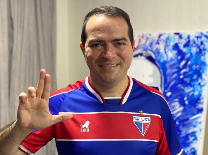 Crédito: Presidente tem gestão de bons resultados esportivos e financeiros (Reprodução/Instagram Marcelo Paz
