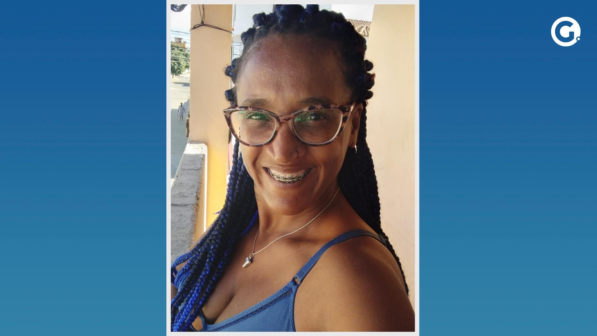 Charlene de Lemes Gonçalves, de 40 anos. Crédito: Reprodução redes sociais