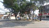Praça do bairro José de Anchieta, na Serra. Tiroteiro no bairro deixou seis pessoas feridas
