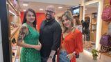 Aline Zanardo, Dudu Altoé e Lorena Vago