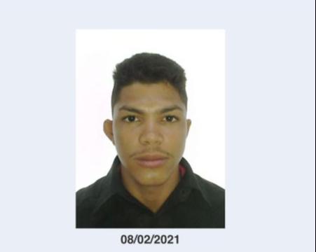 João Carlos Amorim Mattos foi morto em Porto Novo. Crédito: Reprodução