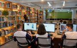 Inspirada nas principais bibliotecas acadêmicas e museus do mundo, a biblioteca oferece uma experiência de aprendizado disruptiva com muito debate, interação e comunicação.