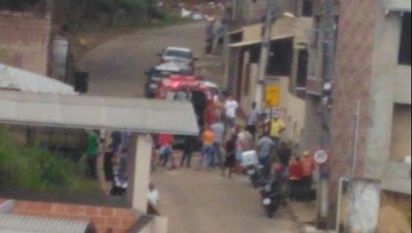 Pai e filho são suspeitos de tentar matar jovem em Guaçuí . Crédito: Divulgação/ Polícia Militar